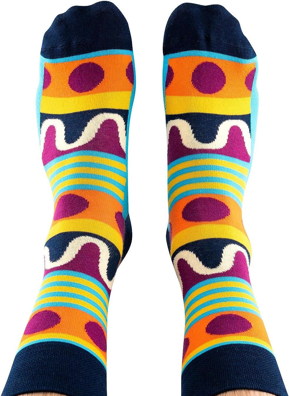 Bunter Lutscher TODO COLOURS Casual Motiv Socken lustige bunte Socken mehrfarbige