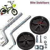 "Bike Stabilisers Bicycle Stabilisers For Kids Cycle Children 12-20"" Inch Training Wheels,Pusheng"