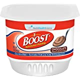 8509460300PK - Boost Nutritional Pudding Chocolate Flavor 5 oz. Plastic Cup