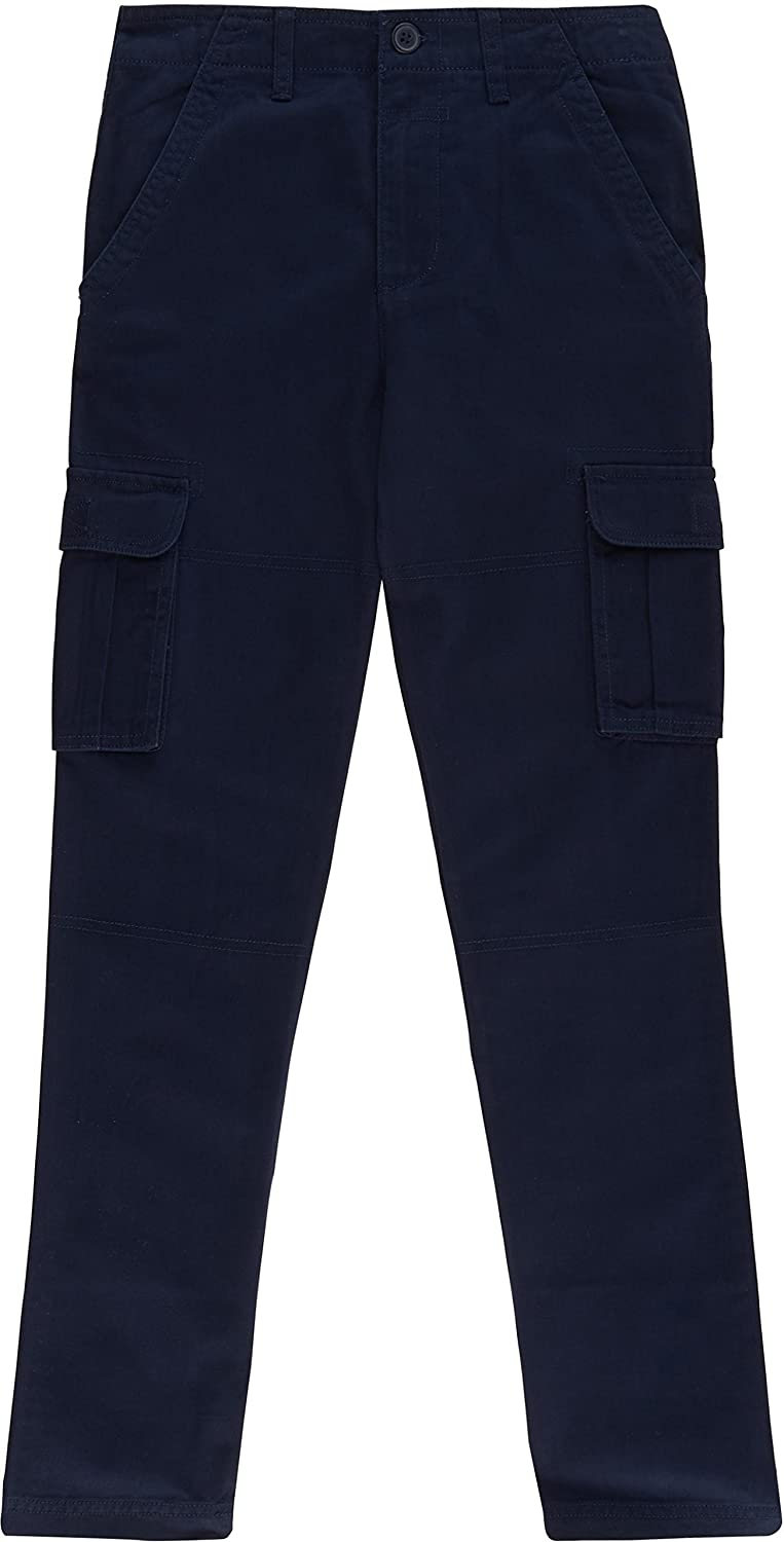French Toast School Uniform Boys Cargo Cotton Twill Pants