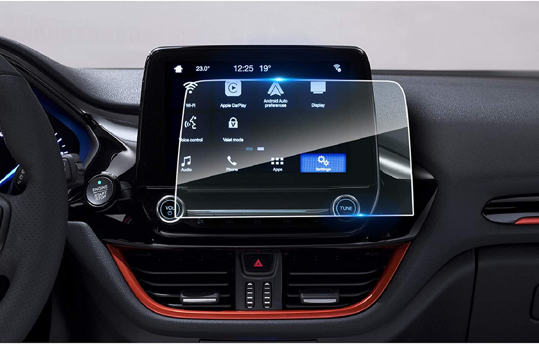 Lfotpp Ford Fiesta St 8 Zoll Navigation Schutzfolie Elektronik