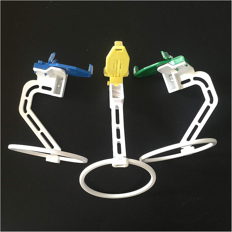SSXPNJALQ Supporto Dentale Nuovo di Zecca 3pcs Set Dental Dental Dental Pym Digital Pycher Sensor Player Supporto localizzatore Dentista Strumento di Laboratorio
