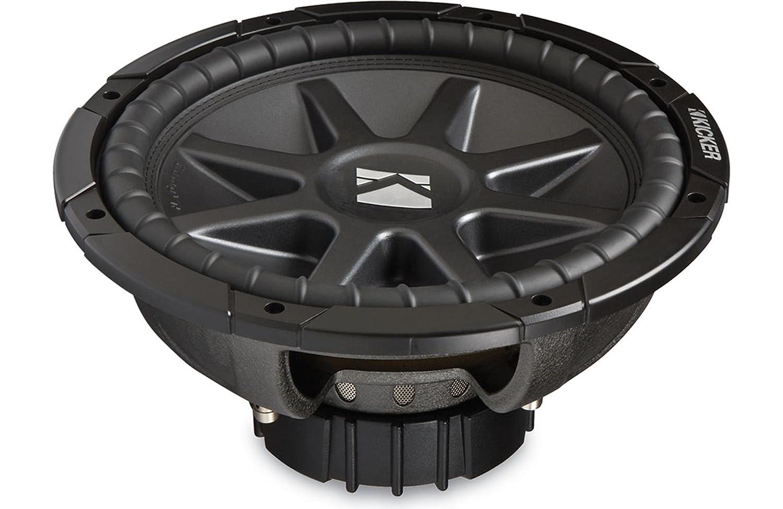 "Amazon.com: Kicker CVR124 12"" Dual 4 ohm CompVR Series Car Subwoofer: Cell  Phones & Accessories"