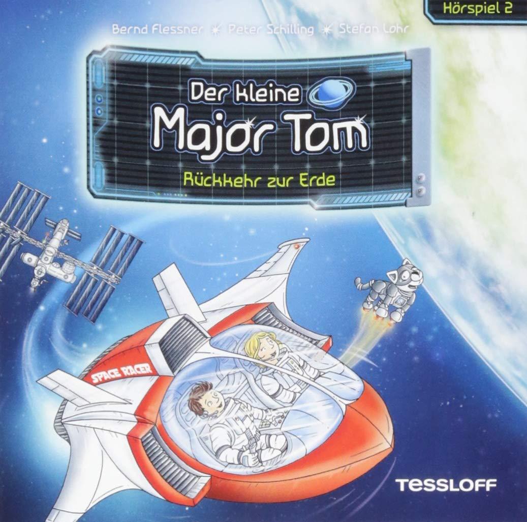Sonstige Spielzeug-Artikel CD Der kleine Major Tomit  Hörspiel 4 Kometengefahr