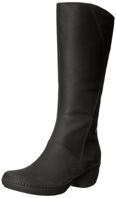 Merrell Women's Emma Tall LTR Snow Boot B01N2ULTIJ 5.5 B(M) US|Black