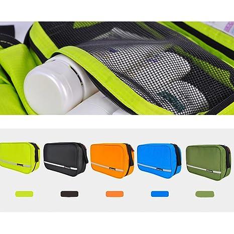 c7cd541c9512 Amazon.com : WOMHOPE 3 Pockets - Waterproof Folding Travel Storage ...