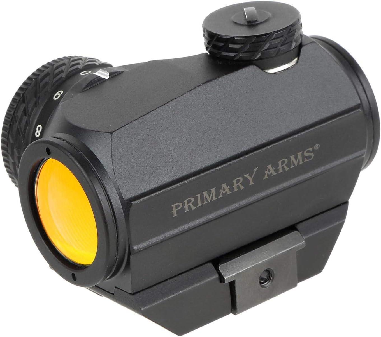 Primary Arms SLX Advanced Rotary Knob Compact Sight