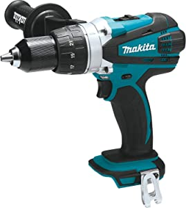 """Makita XFD03Z 18V LXT Lithium-Ion Cordless 1/2"""" Driver-Drill, Tool Only"""