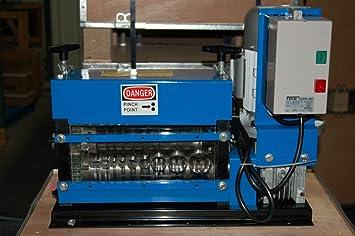 BLUEROCK Tools Model MWS-808PMO Wire Stripping Machine Copper ...