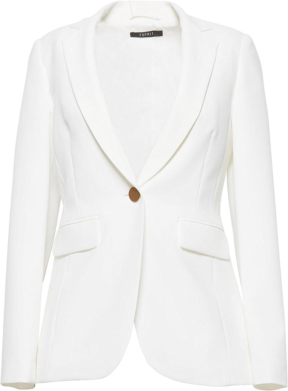 ESPRIT Womens Suit Jacket