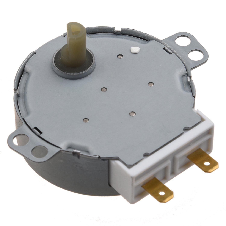 SODIAL(R) Motor Sincronico para Horno de Microondas 4W AC 220-240V 4 RPM CW/CCW: Amazon.es: Hogar
