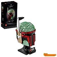 Deals on 625-Pcs LEGO Star Wars Boba Fett Helmet 75277 Building Kit