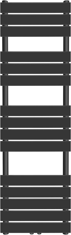 Paneelheizk/örper Mittelanschluss Handtuchheizk/örper Gr/ö/ßenwahl Wei/ß oder Anthrazit Handtuchw/ärmer vertikal Heizk/örper 6 bar 50 mm Anschluss Badheizung Badheizk/örper Wandmontage