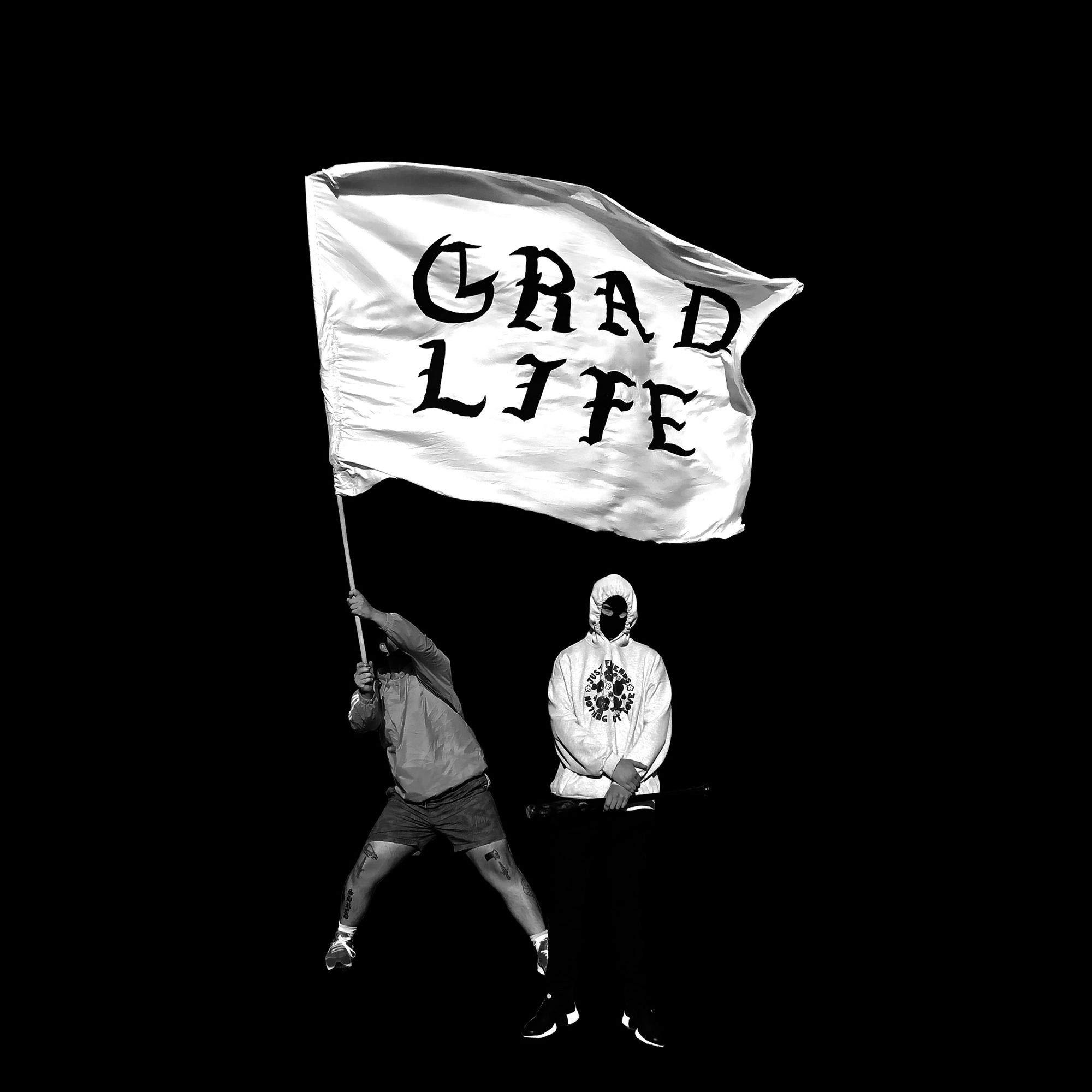 Vinilo : Graduating Life - Grad Life (LP Vinyl)