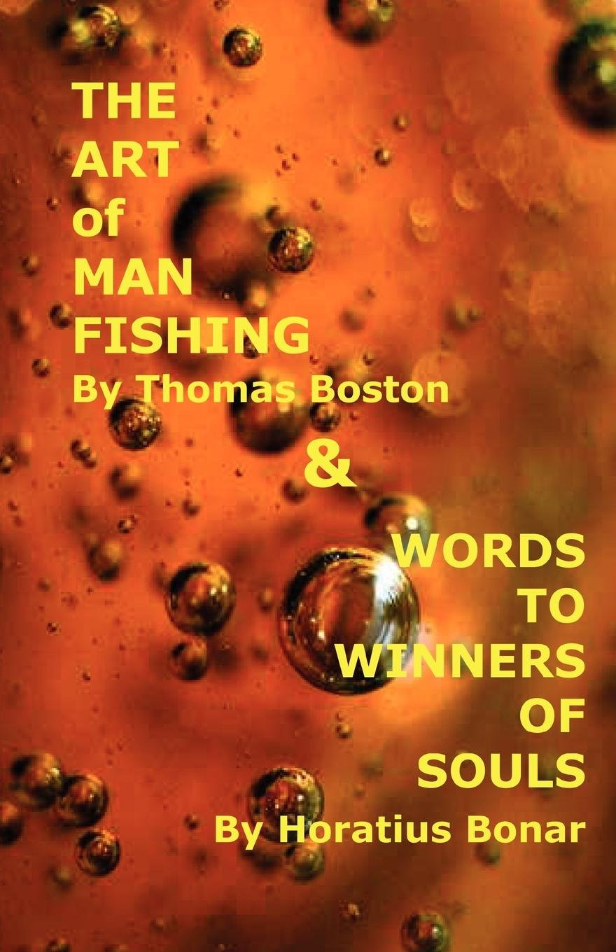 Read Online The Art of Man-Fishing & Words to Winners of Souls pdf