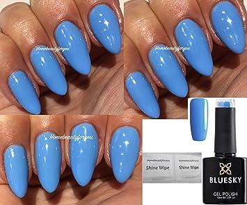 Bluesky Fairy Tale Light Lilac Brand New Summer 2018 Colour Nail Gel