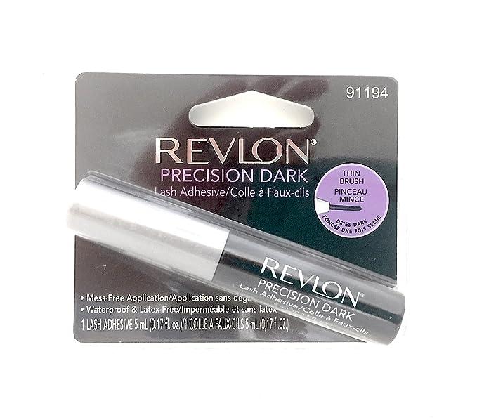 Buy Revlon Precision Lash Adhesive Beyond Natural Eyelashes 3 Pcs
