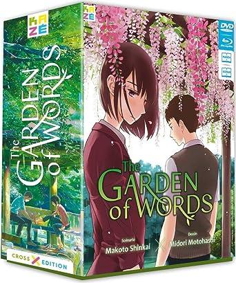 Garden Of Words The Collector Limitée Dvd Roman Cross