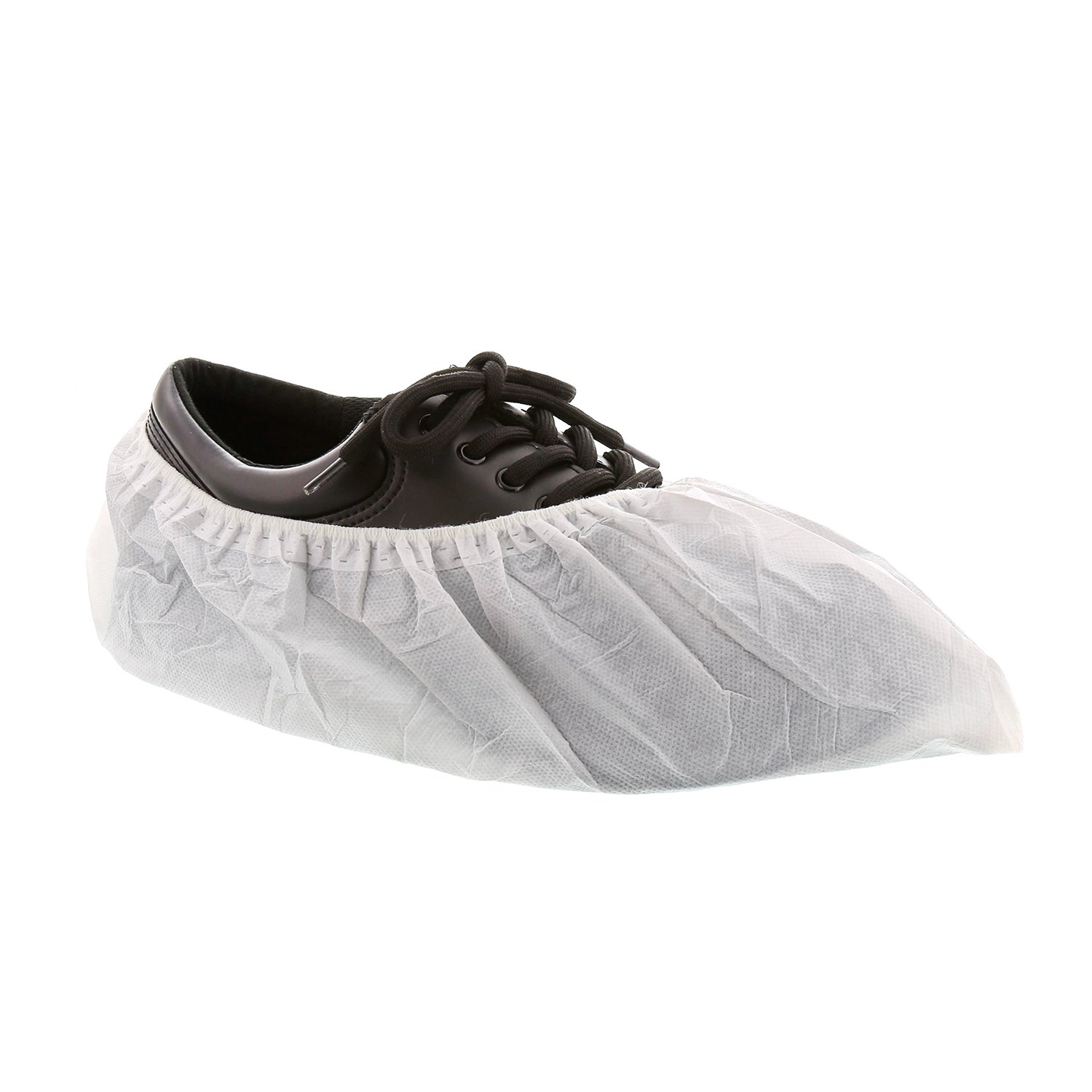 Royal White Super Sticky Shoe Covers, 18.5'' Extra Large, Package of 150 Pairs