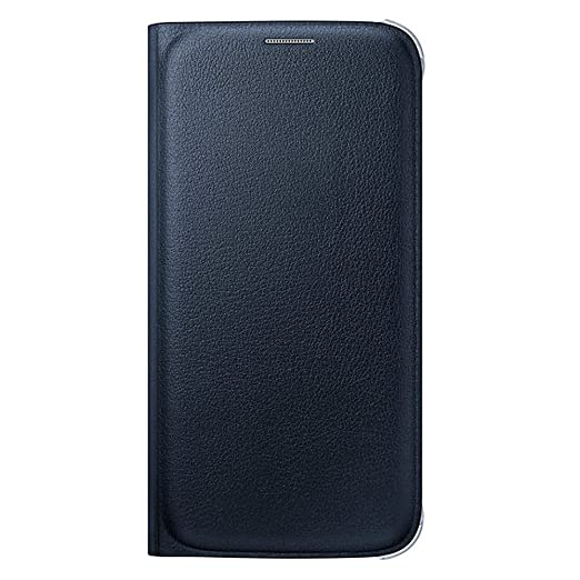 174 opinioni per Samsung Custodia Flip Wallet in Similpelle per Galaxy S6, Nero