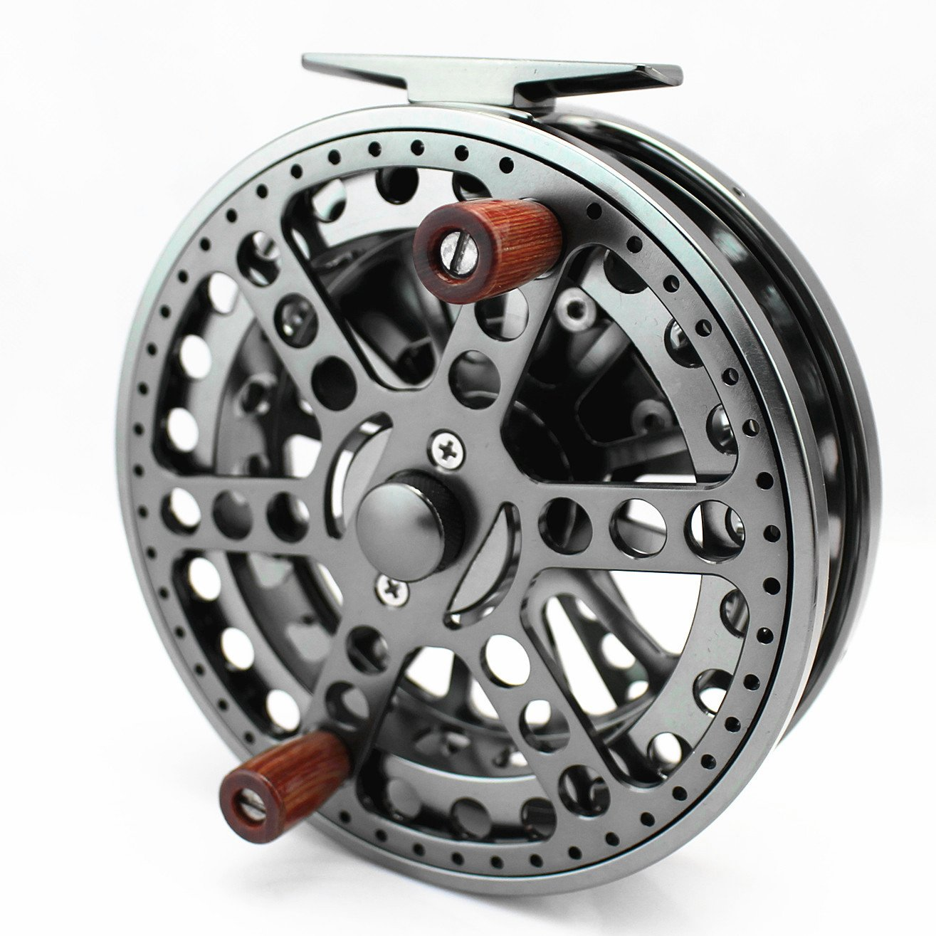 CENTREPIN Float Reel Center PIN Trotting Reel 120mm 4 3 4 INCHES CNC MACHINED Aluminum Salmon Steelhead Fishing