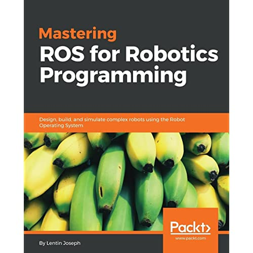 Robot Operating System Amazon Com
