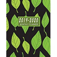 2019-2020 Monthly Planner: 2019-2020 Calendar Planner  | 24 Months Calendar Planner | 2 Years Planner January 2019 to December 2020 Academic Agenda Schedule Organizer Appointment Notebook | Monthly Planner 2019-2020 Planner Weekly & Monthly Cute Cover