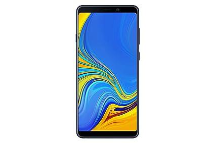 Samsung Galaxy A9 2018 A920f Lemonade Bleue Android 8 Avec Quad