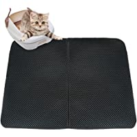 Color You Cat Litter Mat Double-Layer Cat Litter Trapper