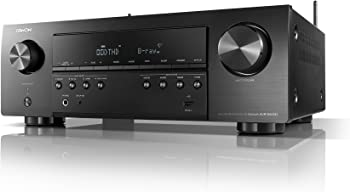 Denon AVR-S640H 5.2 Ch. 4K Ultra HD A/V Receiver + $25 GC