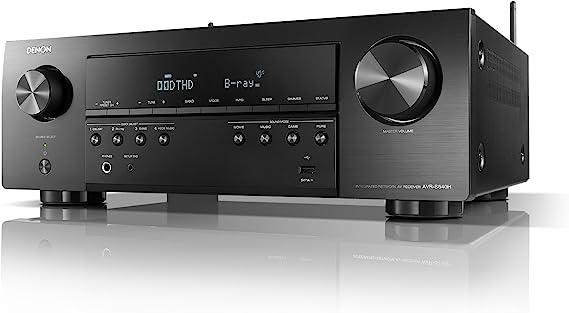Denon AV Receivers Audio & Video Component Receiver