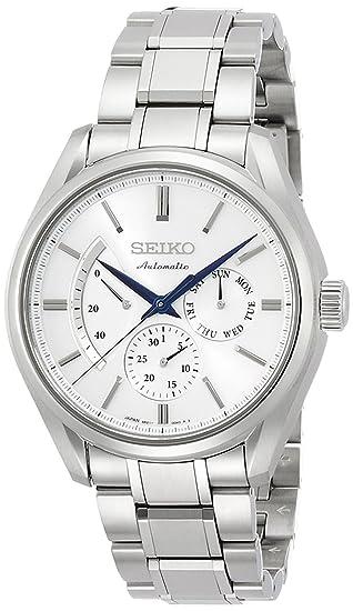 Presagio reloj presagio Prestige línea sarw021 Hombres: Amazon.es: Relojes