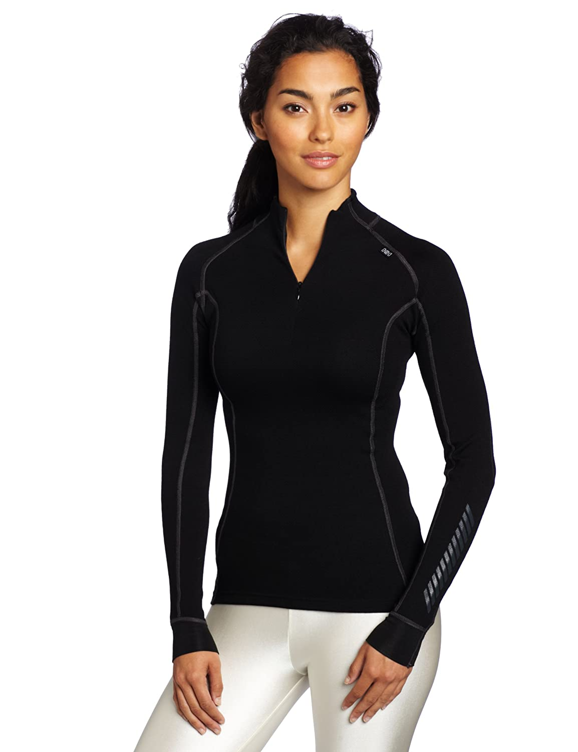 Camiseta para mujer Helly Hansen W HH Warm Freeze 1//2 Zip