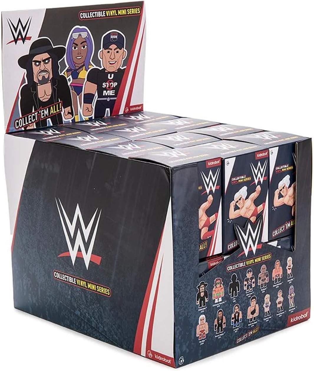 Kidrobot WWE Mini Figure Series Ronda Rousey