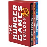 The Hunger Games Trilogy Box Set (Paperback Classic Collection)