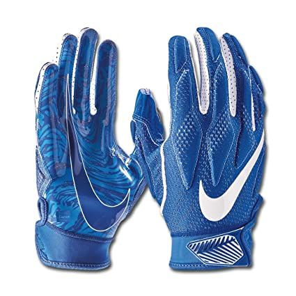 27e4ac59461 Amazon.com   Nike Men's Super Bad 4.5 Football Gloves   Sports ...
