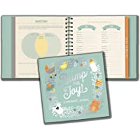 Studio Oh! Guided Pregnancy Journal, Bump for Joy!