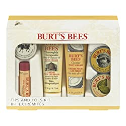 Kit for her tips and toes by Burt's Bees