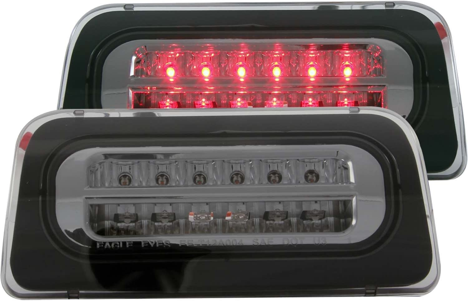 Partslink TO2502144 Multiple Manufacturers TO2502144C OE Replacement Headlight Assembly TOYOTA SEQUOIA 2004