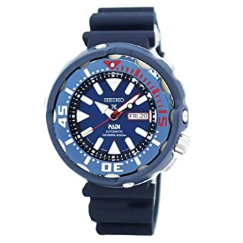 f026768dd39 Image Unavailable. Image not available for. Color  SEIKO PADI SRPA83J1 Seiko  Prospex Automatic Divers Men s Watch 200m Waterproof Paddy Special Made ...
