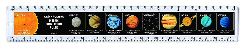 Solar System Lineal Safari 100319