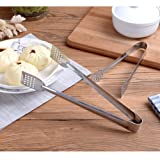 Multifunction Food Clip, Stainless Steel Food Clip, Bread Folder Barbecue Steak Clip, Tableware Kitchen