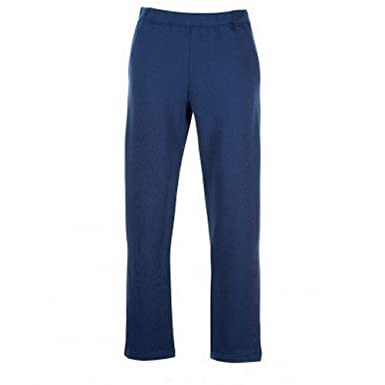 01081504c99ff5 SOL S Womens Ladies Jordan Jogging Bottoms Sweatpants (M) (French Navy)