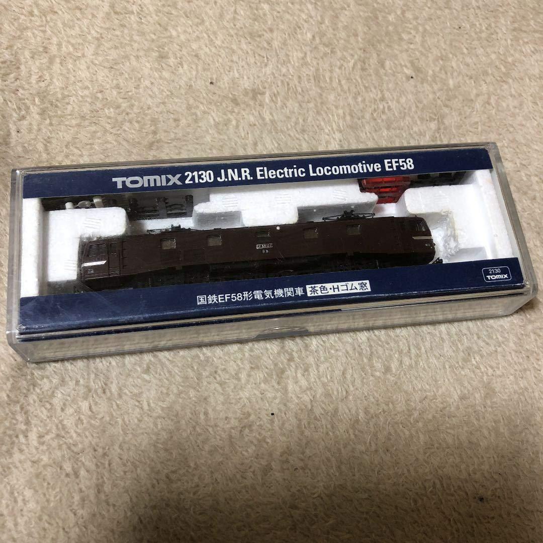 Nゲージ TOMIX 国鉄EF形電気機関車 茶色Hゴム窓 B07S9Q5D7M