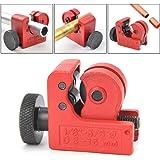 QLOUNI Mini Tube Cutter 3-16mm PVC Slice Copper Pipe Cutter Aluminum Tubin Pipe Cutting Tool