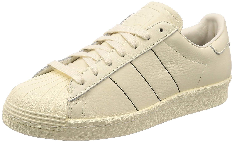 Blanc (Blacre Blacre Blacre 000) adidas Superstar 80s, Chaussures de Fitness Homme 46 2 3 EU