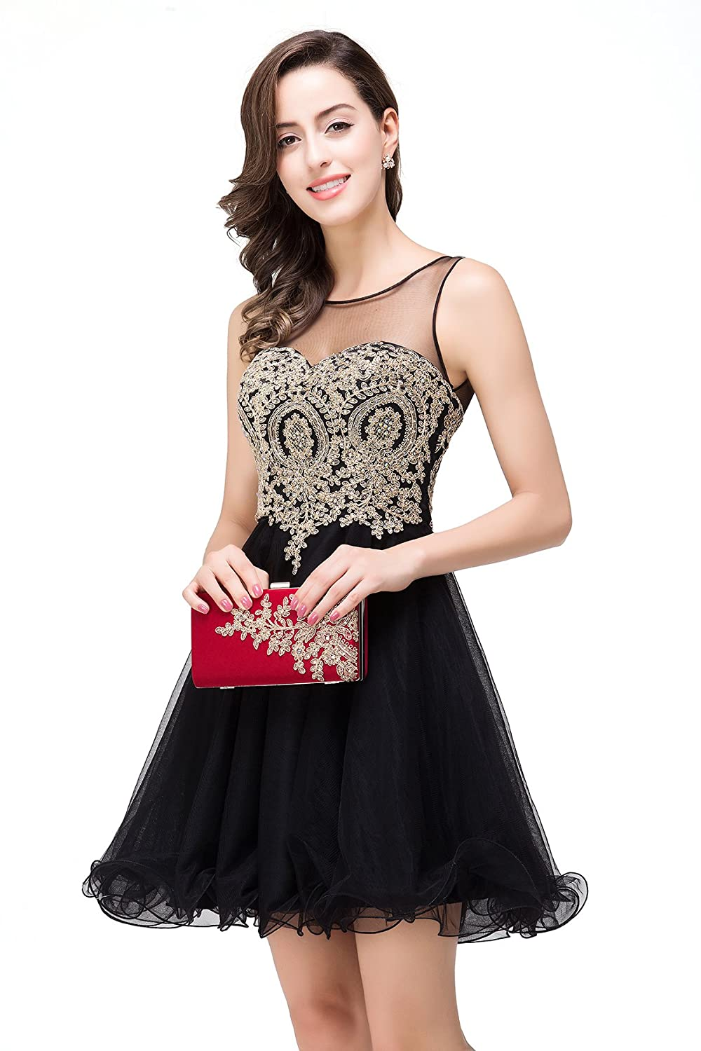 Black Dress for Juniors