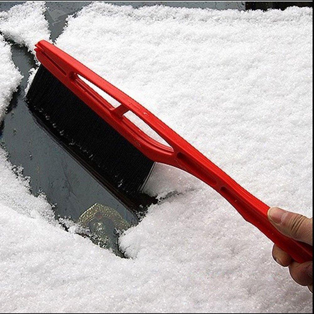 L.O.L lo Car Vehicle Snow Ice Scraper Snow Brush Shovel Removal for Winter