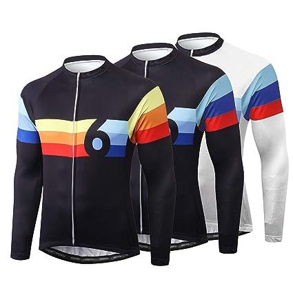 90a969039 Alpediaa Bicycle Quarterly Cycling Long Sleeve Jersey US18TWINSIXLJS099-11