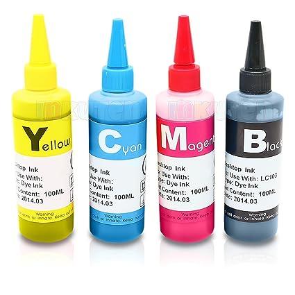 400 ml refill Bulk de tinta para HP 932 X L 933 X L 932 933 ...